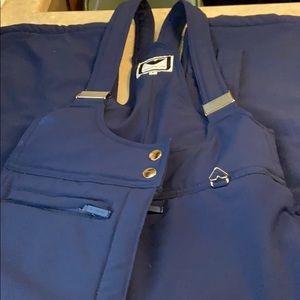 Obermeyer Navy Blue Ski Pants